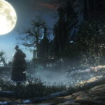 【ブラッドボーン・狩人の夢攻略・幼年期のはじまり】へその緒を使って、月の魔物と握手!