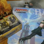 【MTG最新パック:アモンケット1ボックス開封録】マスターピースの《Force of Will》が欲しいです(願望)