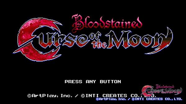 【IGA新作・Bloodstained: Curse of the Moon評価・レビュー】悪魔城ドラキュラを彷彿とさせるファミコンライクな2Dアクション | さぶかるちゃん