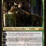 【ラヴニカのギルド新カード】新ヴラスカは4マナPW!誘導記憶喪失を生け贄に捧げよ【MTGスタン】