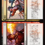 【MTG・ラヴニカの献身:新カード情報】分割カードサイクル紹介!平成の荒廃稲妻《興行/叩打》がお気に入り!